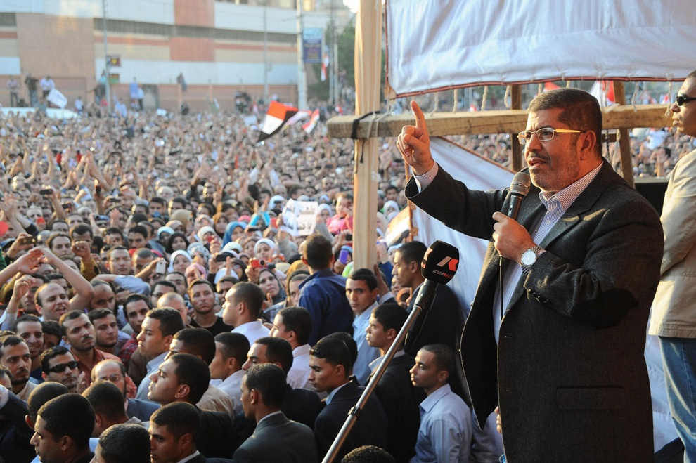 vostanieprotivmuxameda 13 Египетские оппозиционеры восстали против Мухаммеда Мурси