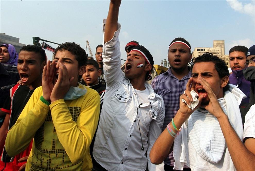vostanieprotivmuxameda 15 Египетские оппозиционеры восстали против Мухаммеда Мурси