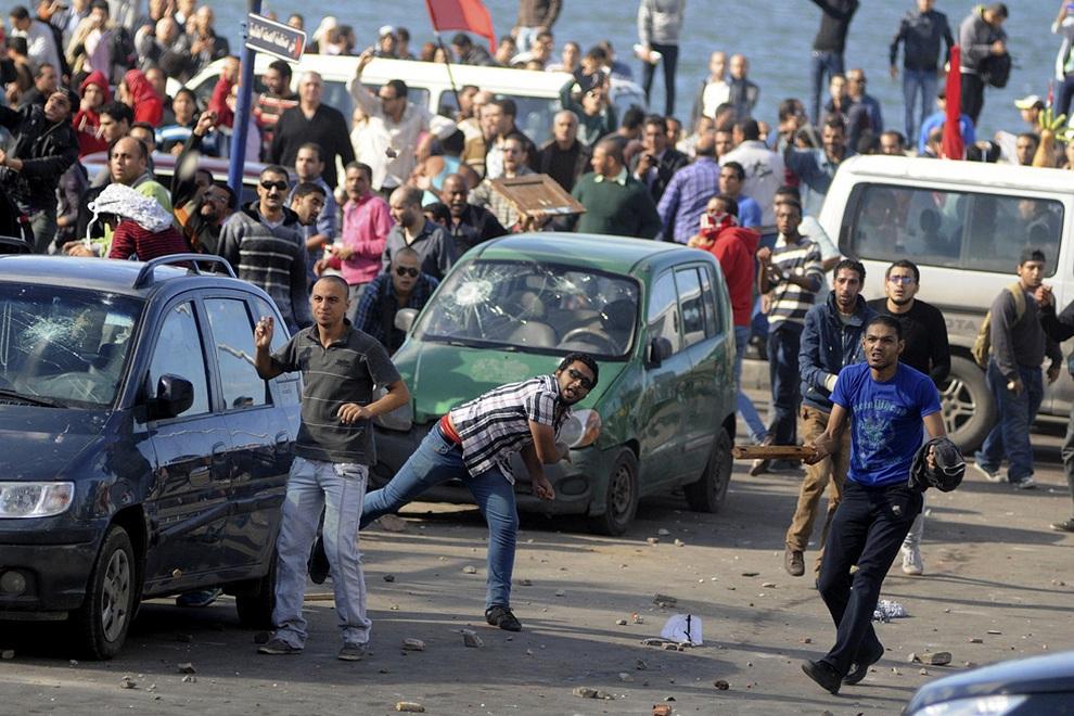 vostanieprotivmuxameda 3 Египетские оппозиционеры восстали против Мухаммеда Мурси