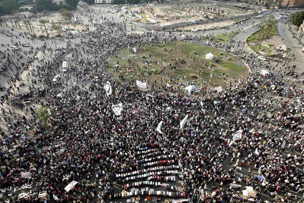 vostanieprotivmuxameda 4 Египетские оппозиционеры восстали против Мухаммеда Мурси