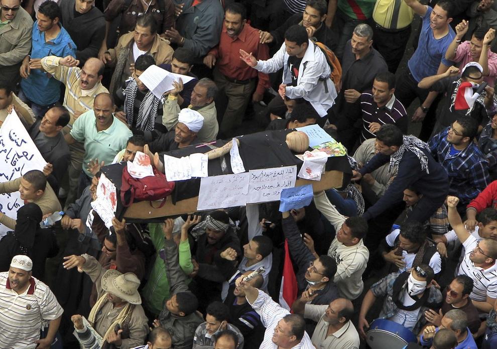 vostanieprotivmuxameda 6 Египетские оппозиционеры восстали против Мухаммеда Мурси