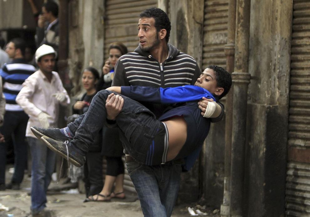 vostanieprotivmuxameda 8 Египетские оппозиционеры восстали против Мухаммеда Мурси