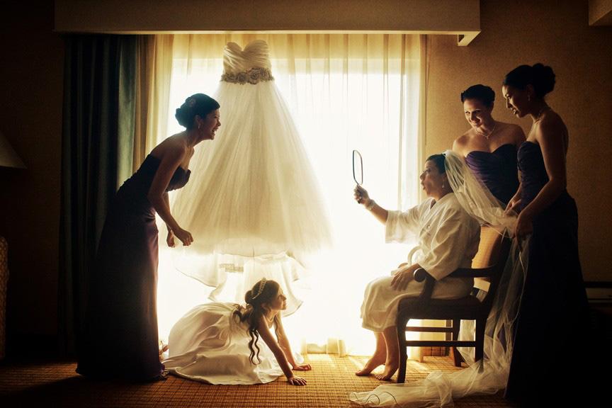 Damalee wedding