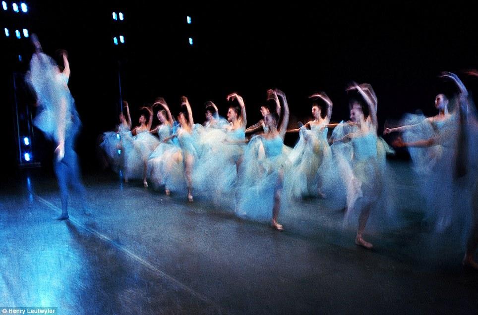 За кулисами нью-йоркского балета