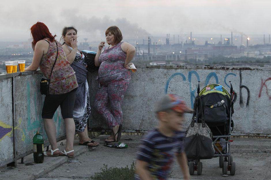23POY22POYRTR34ZJR Лучшие фото 2012 года от Reuters (Часть 1)