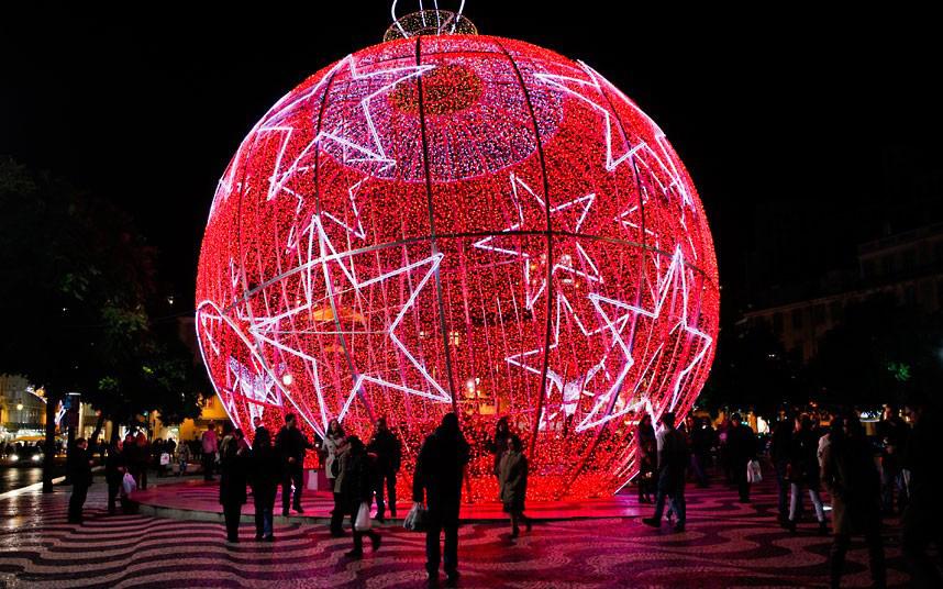 Christmas trees and lights 2 Ёлки и праздничные огни по всему миру