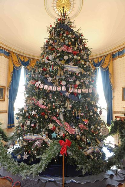 Christmas trees and lights 21 Ёлки и праздничные огни по всему миру