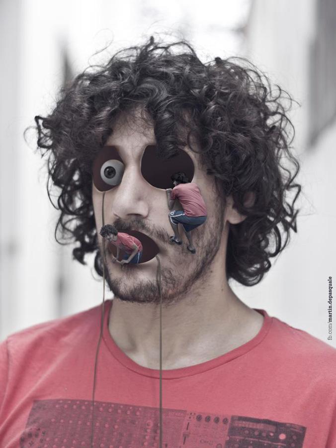 Freaky Photomanipulations 11 Метаморфозы Мартина де Паскаля