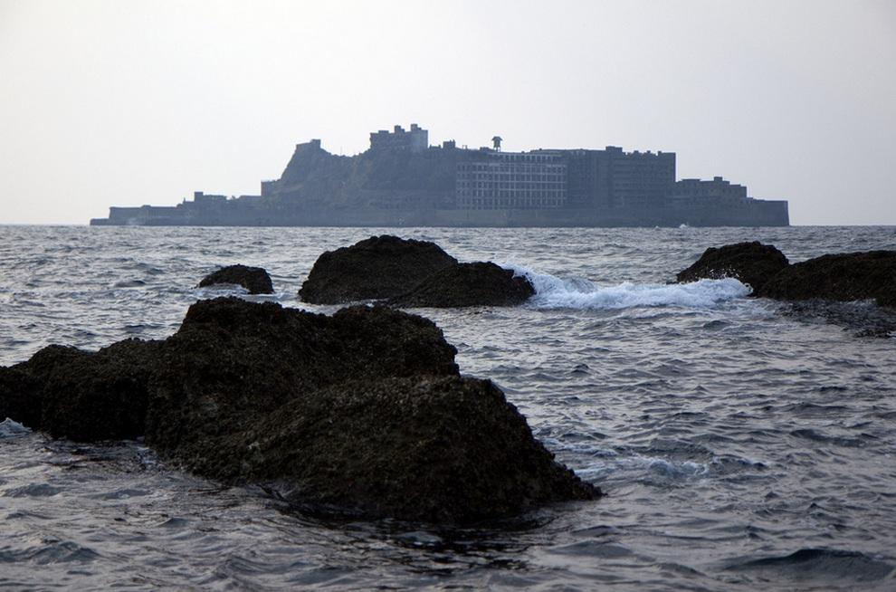 Hashima01 Хасима — пристанище призраков