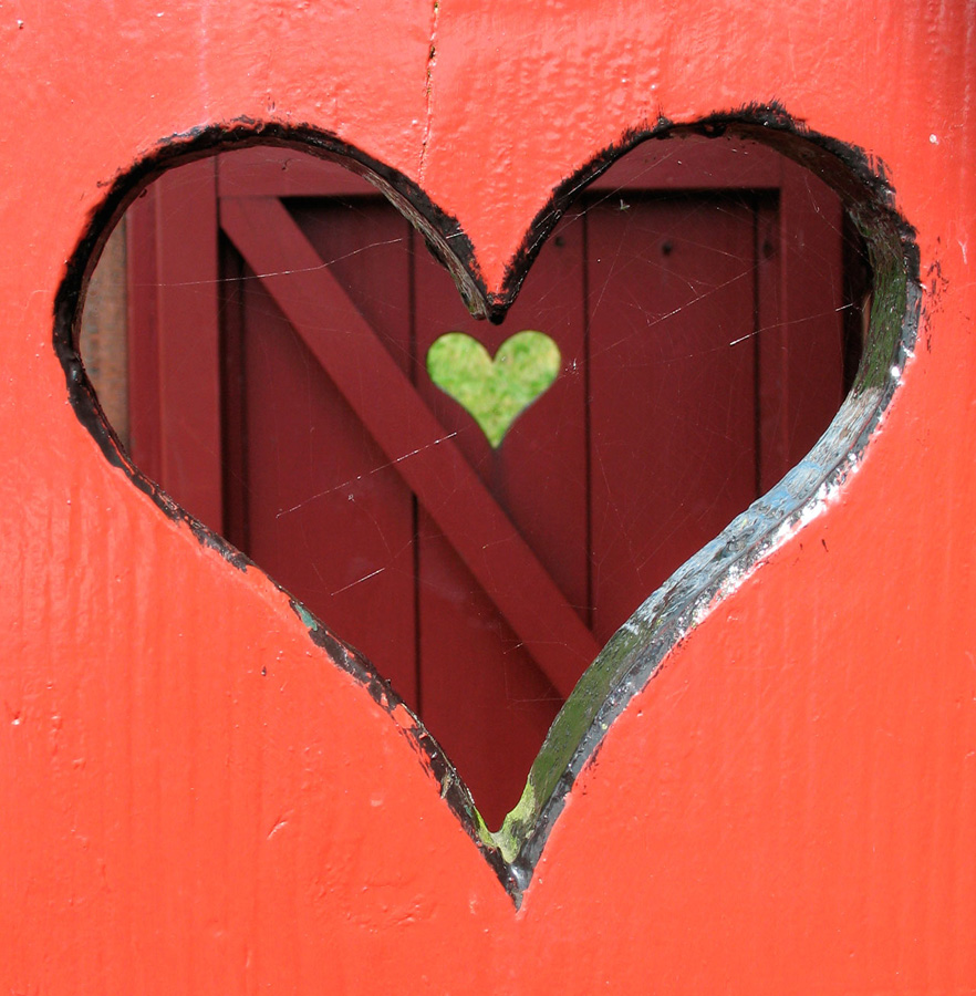 Heart 2 Ко дню Святого Валентина: Сердца, всюду сердца!