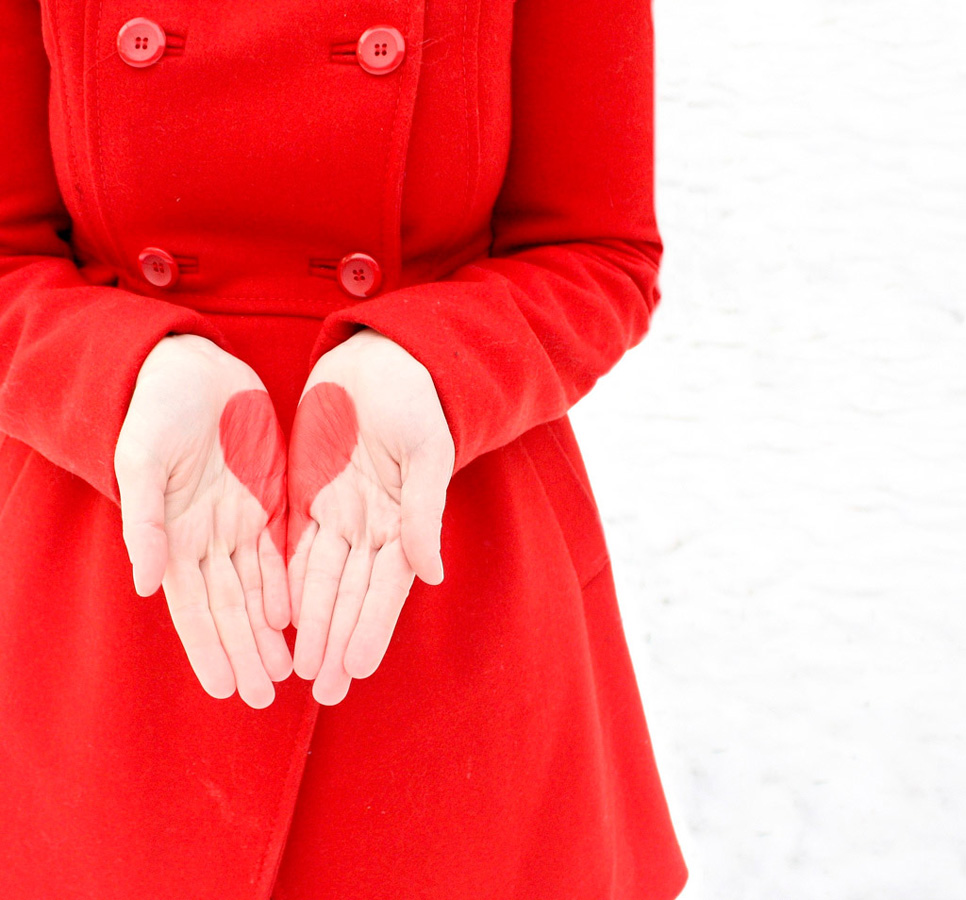Heart 27 Ко дню Святого Валентина: Сердца, всюду сердца!