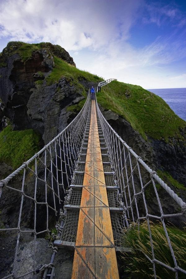 Insane Hanging Bridges 1 Подвесные мосты не для слабонервных