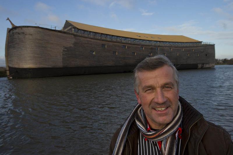 Noevkovcheg 1 В Голландии построен Ноев ковчег в натуральную величину