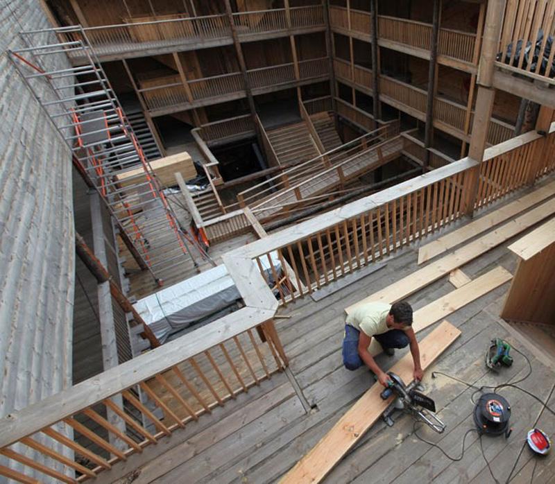 Noevkovcheg 12 В Голландии построен Ноев ковчег в натуральную величину