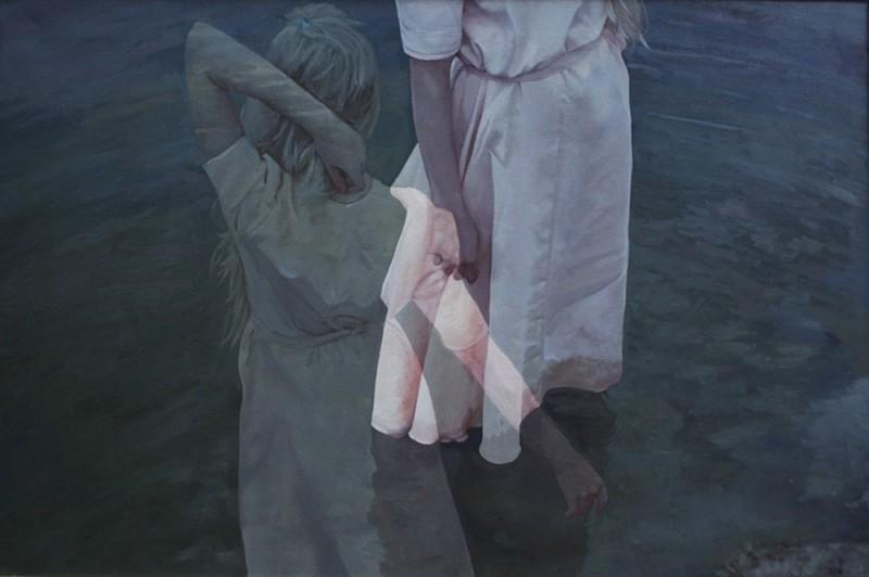 художница Пакайла Рей Бин (Pakayla Rae Biehn)