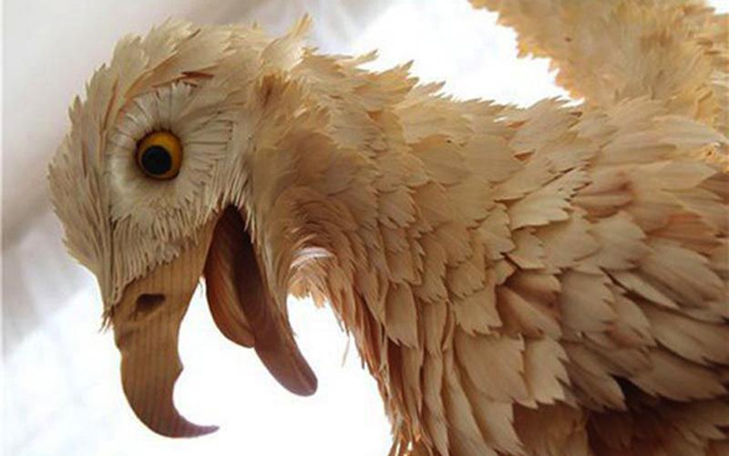 Необыкновенные фигурки из.... Realistic-Siberian-Wildlife-10