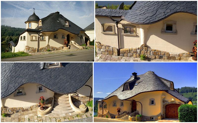 TEMP115 Сказочный домик в Германии