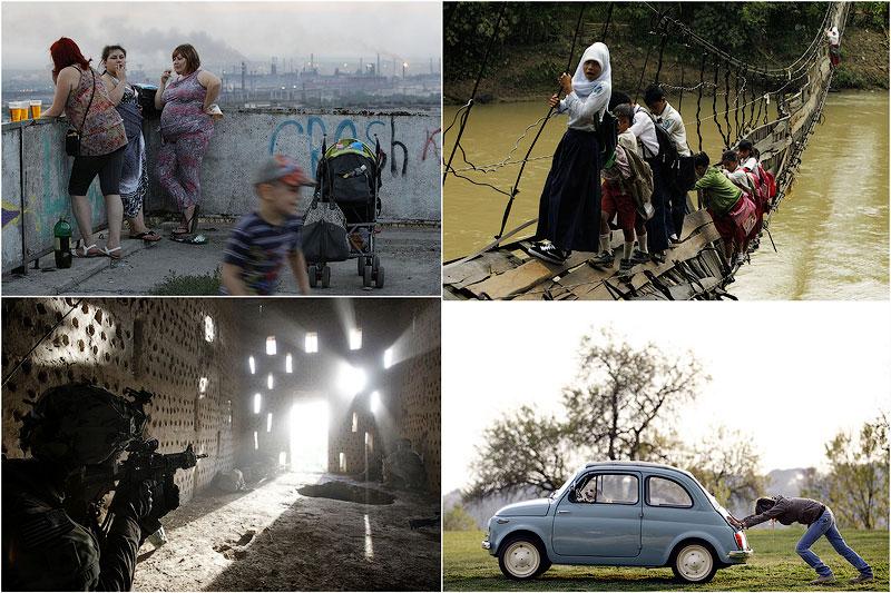 TEMP12 Лучшие фото 2012 года от Reuters (Часть 1)