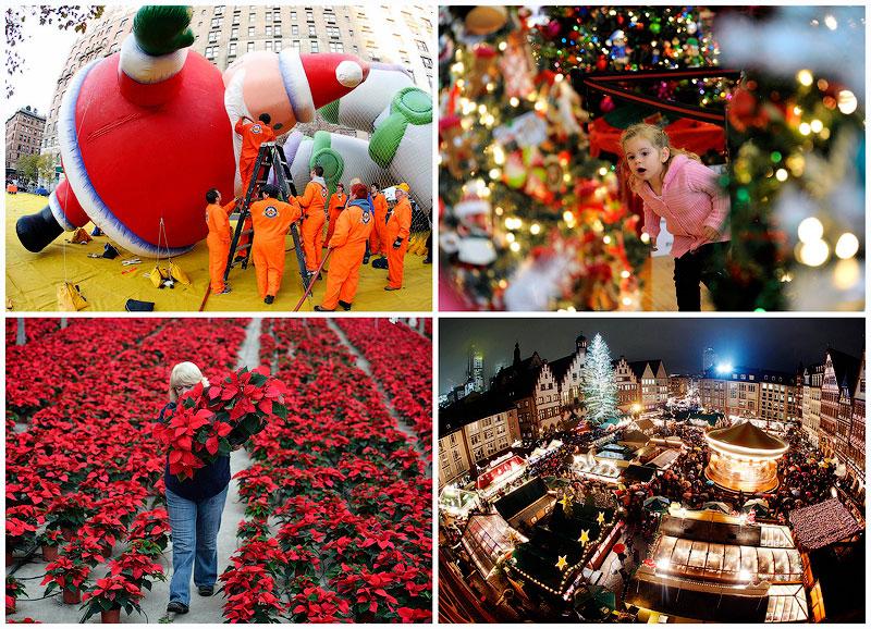 TEMP24 Предрождественские хлопоты в фотографиях