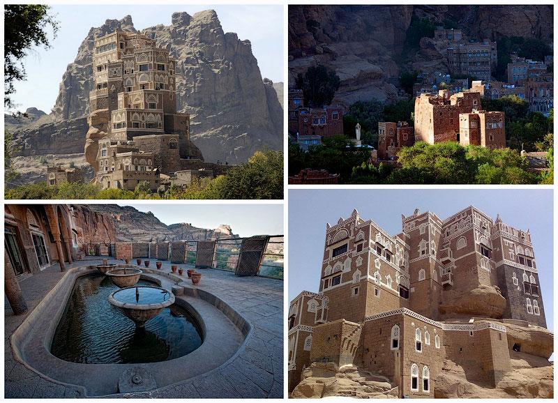 TEMP36 Дворец Имама Яхья в Йемене