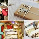 Готовимся к праздникам – упаковка подарков своими руками