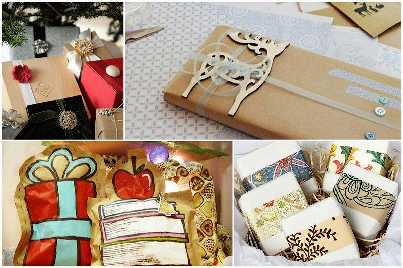 TEMP39 Готовимся к праздникам   упаковка подарков своими руками