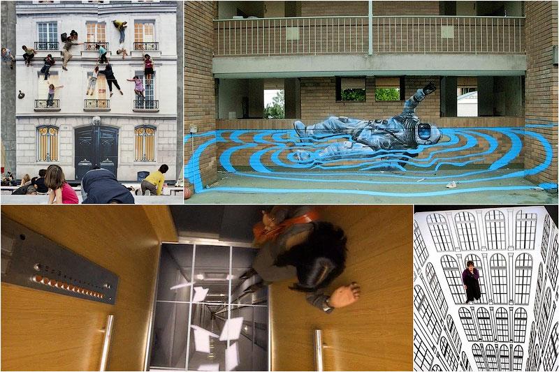 Топ 10 иллюзий 2012 года