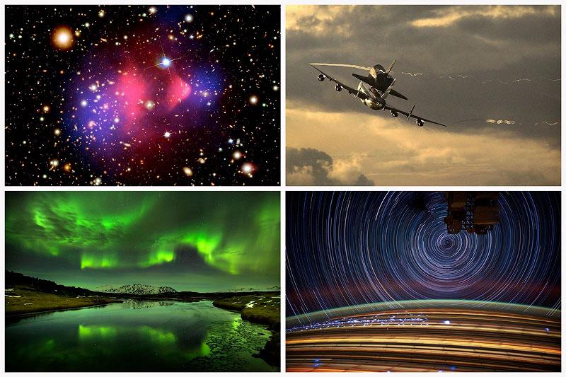 Космос 2012: Избранные события и фотографии