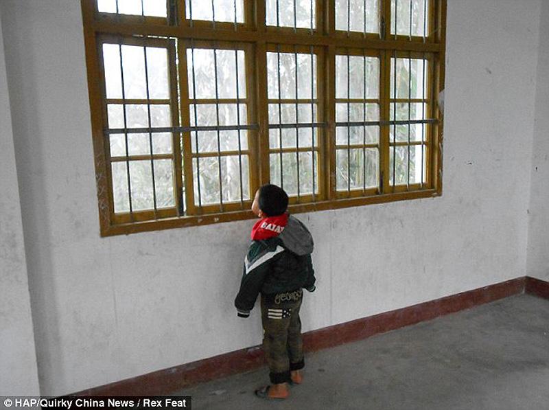 The school with just one pupil 4 Нонсенс для Китая   в школе учится всего один ребенок