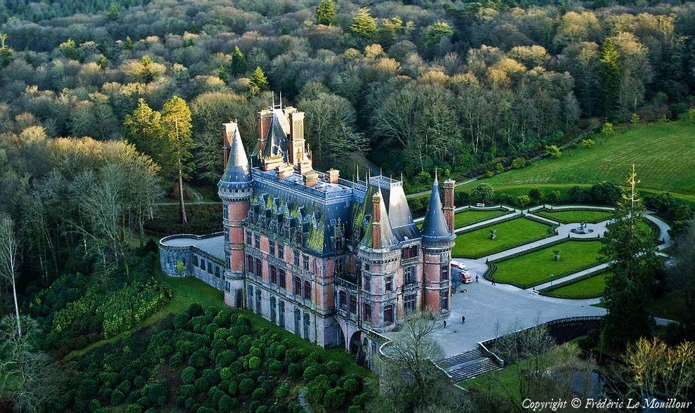 aerialfrance07 Красота Франции с высоты