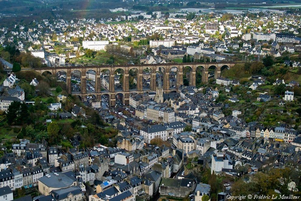 aerialfrance24 Красота Франции с высоты