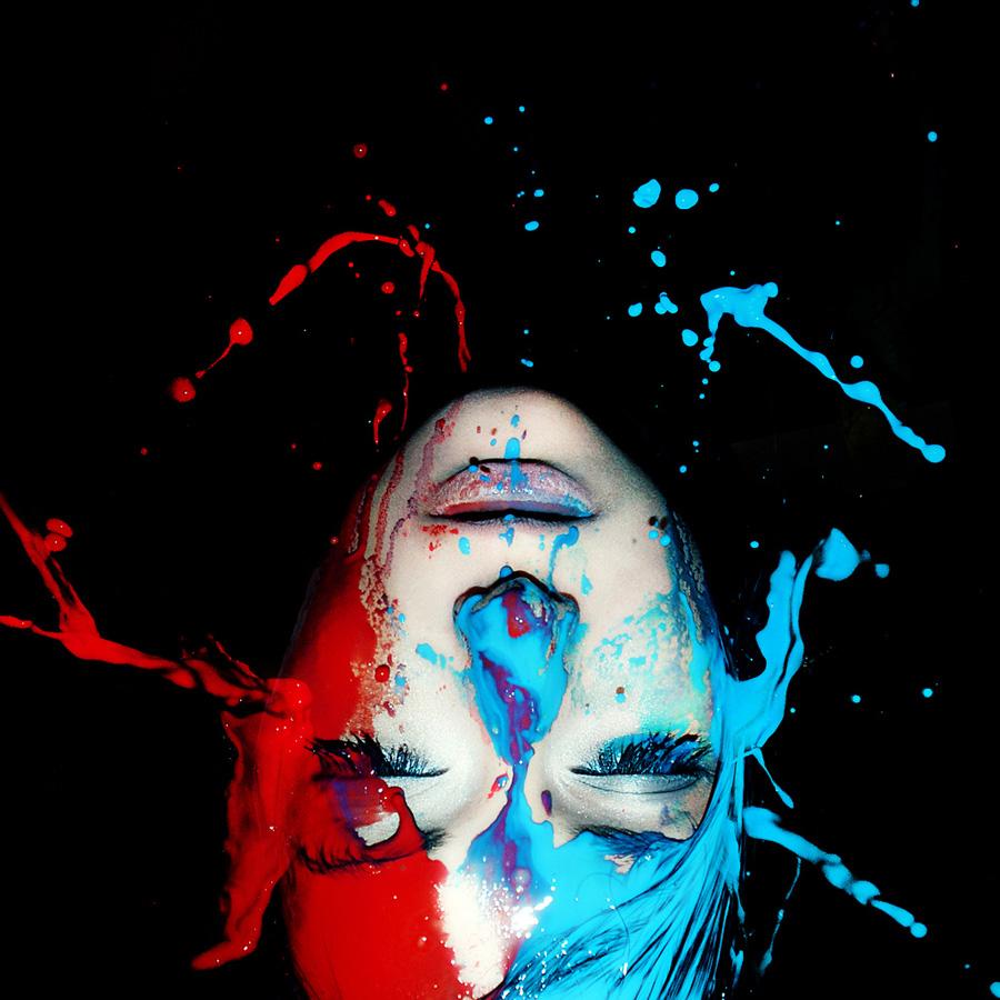 avtoportretixanni 7 Мрачные и необычные автопортреты Твиг Капры из Нью Йорка