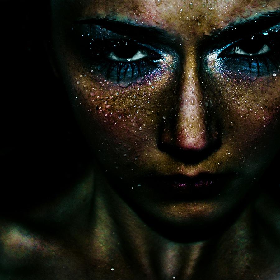 avtoportretixanni 9 Мрачные и необычные автопортреты Твиг Капры из Нью Йорка