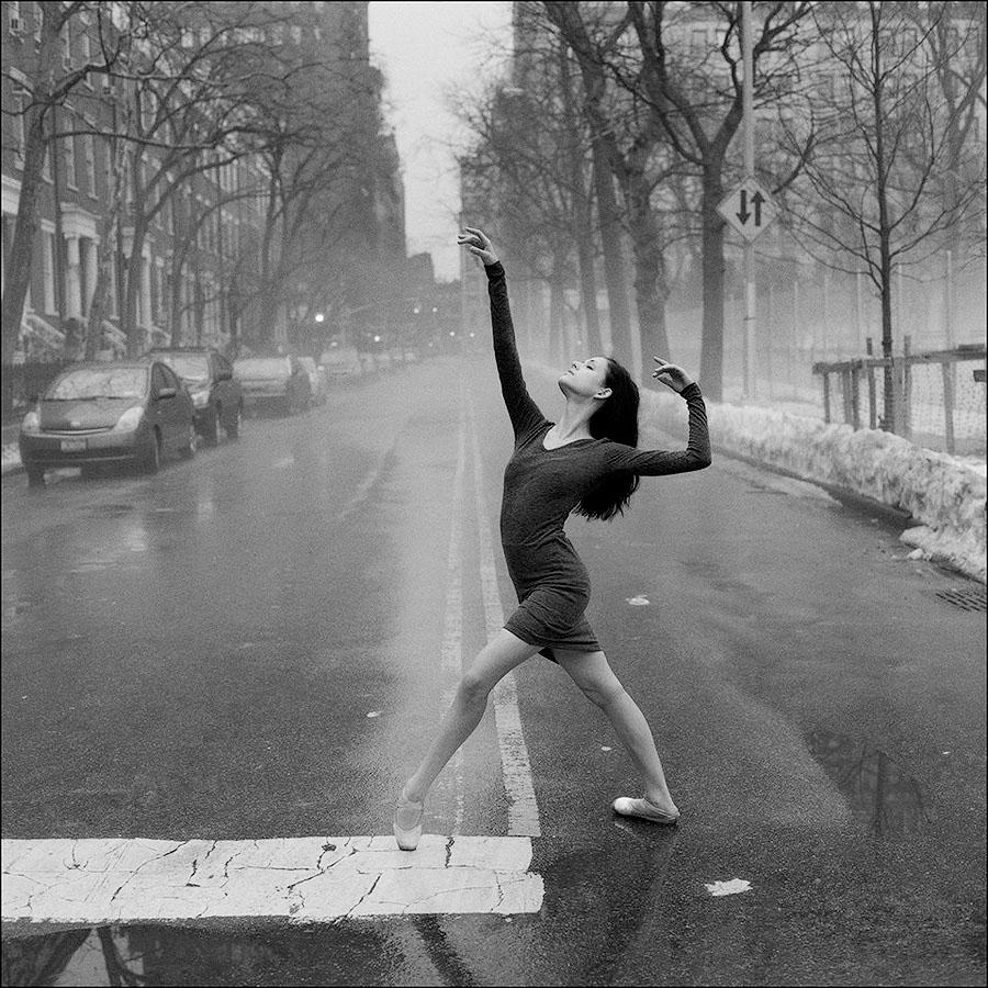 balerinz Балерины на улице
