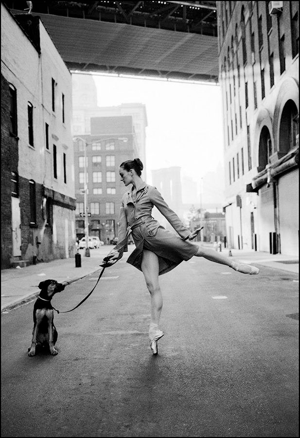 balerio3 Балерины на улице