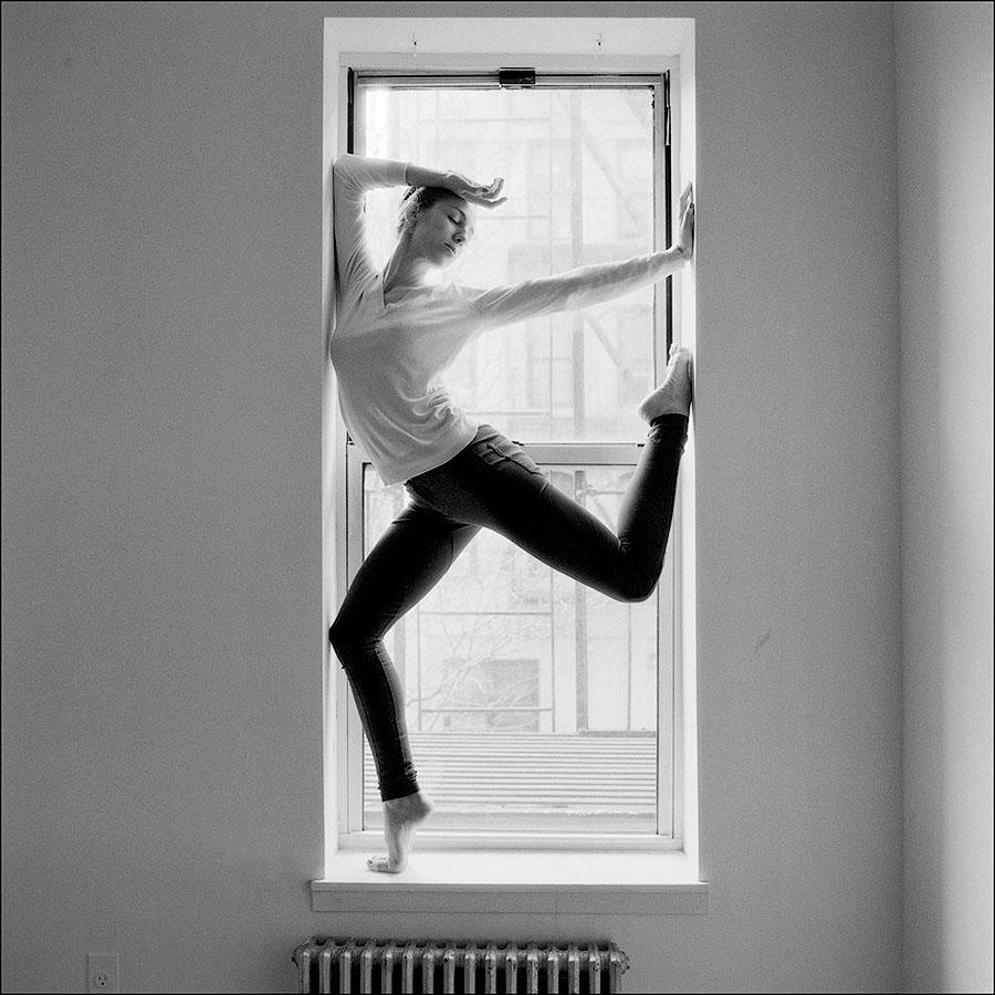 balerioA Балерины на улице