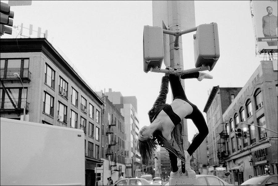 balerioF Балерины на улице