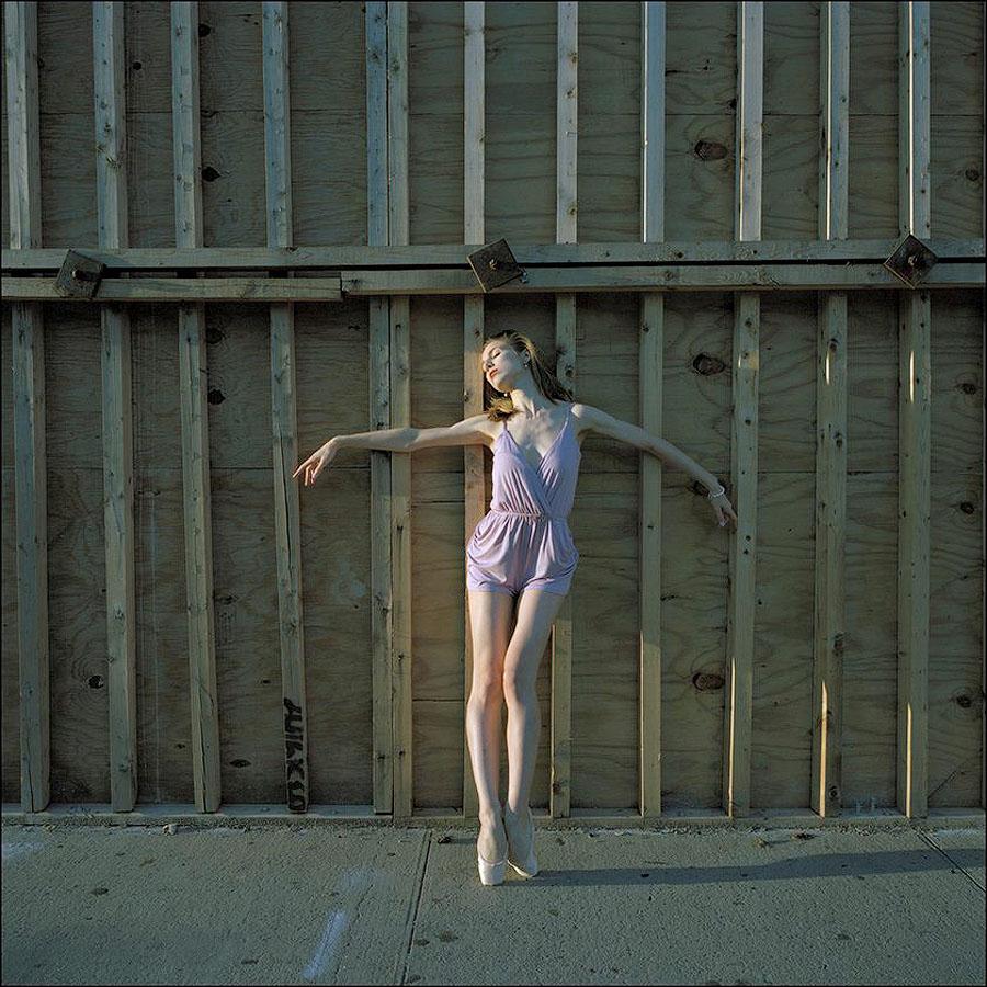 balerioJ Балерины на улице