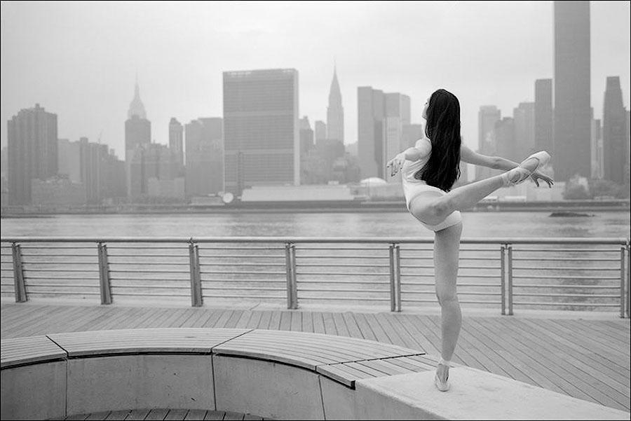 balerioK Балерины на улице