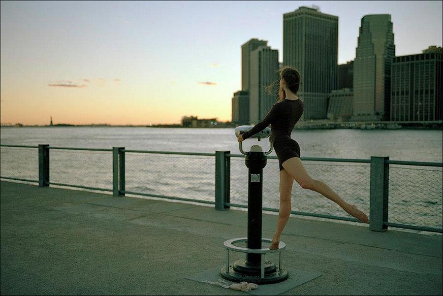 balerioL Балерины на улице