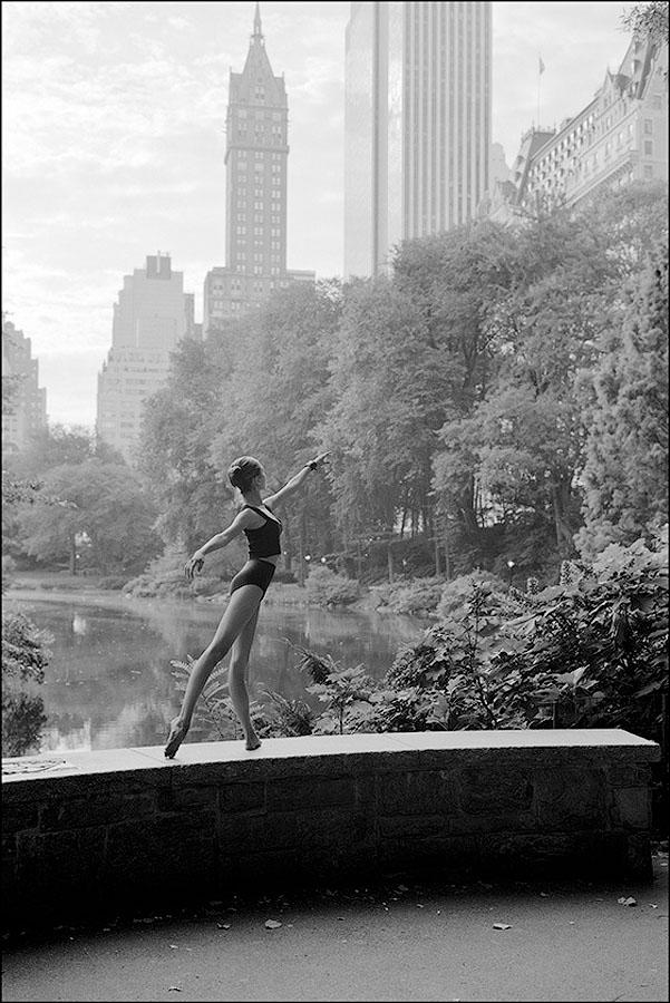 balerioN Балерины на улице