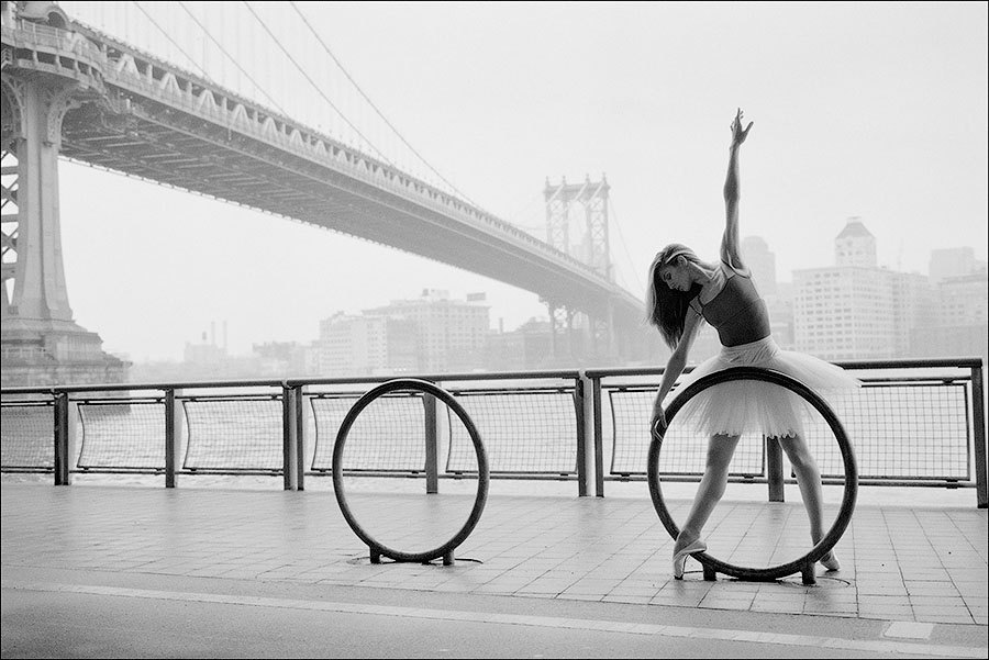 balerioR Балерины на улице