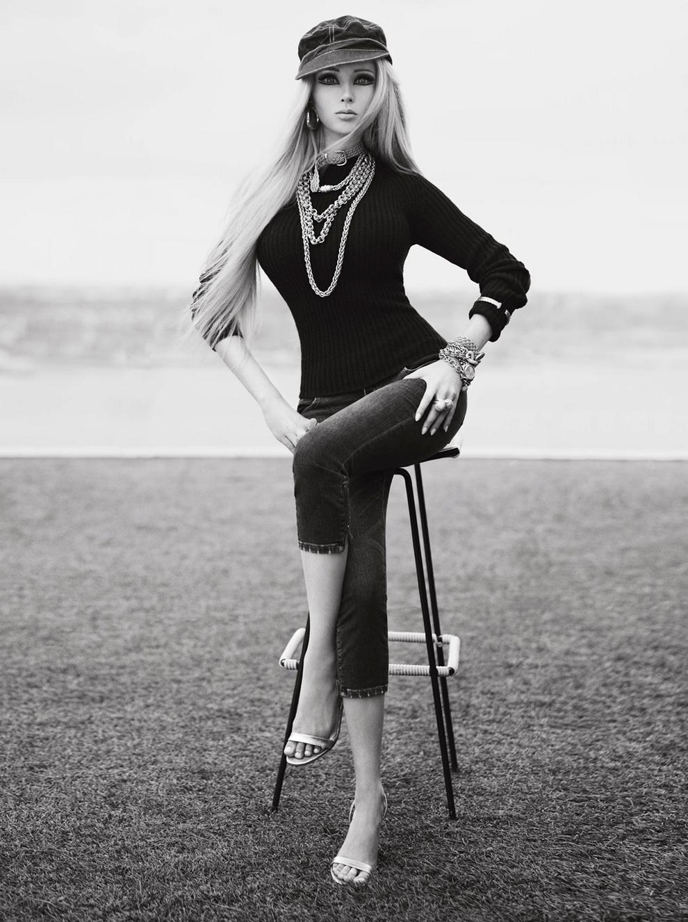 barbie04 «Одесская Барби» снялась для американского журнала V Magazine