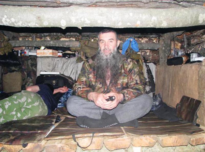 bitterroristov 1 Быт террористов. Как живут имаратыши в лесу
