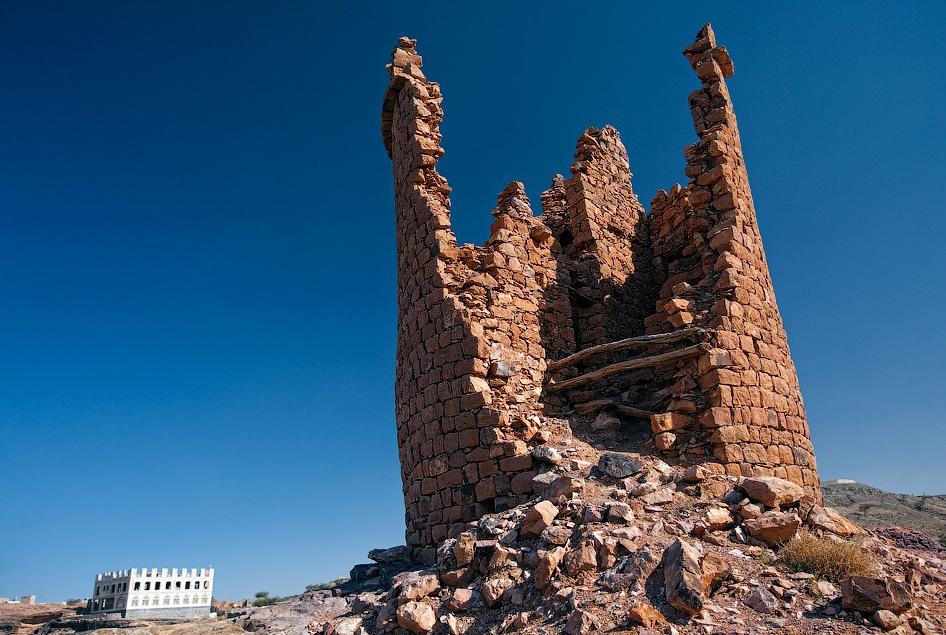 castle19 Дворец Имама Яхья в Йемене