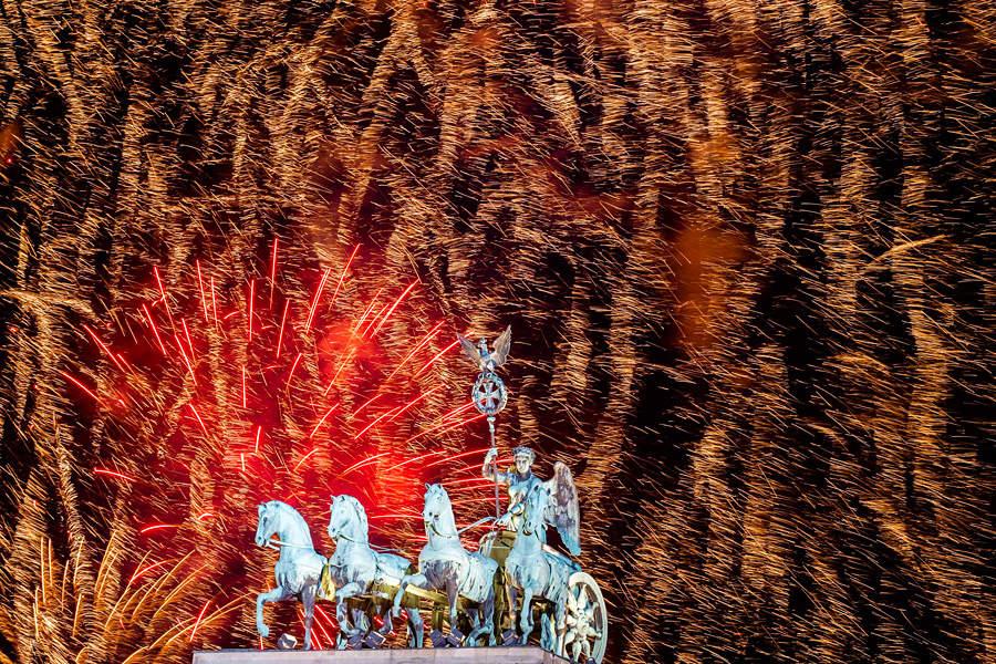 fireworks021 Новогодние фейерверки разных стран