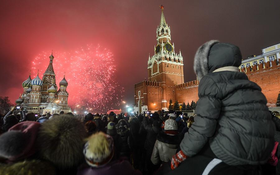 fireworks031 Новогодние фейерверки разных стран