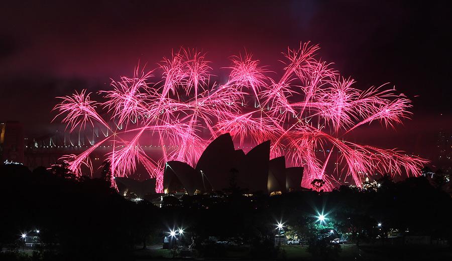 fireworks061 Новогодние фейерверки разных стран