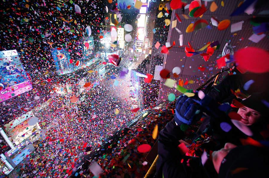 fireworks071 Новогодние фейерверки разных стран