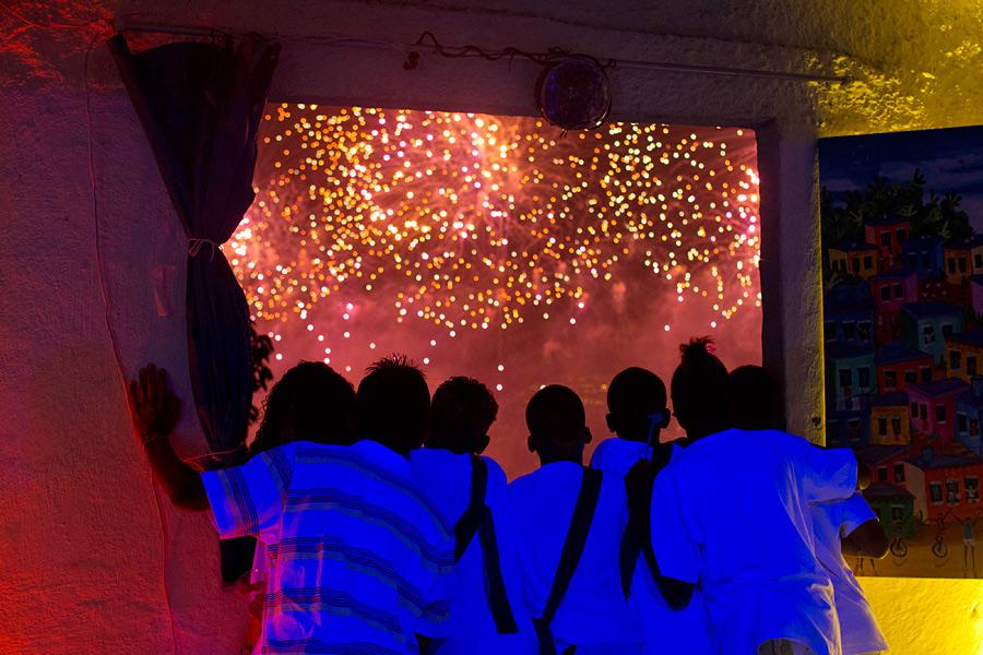 fireworks081 Новогодние фейерверки разных стран